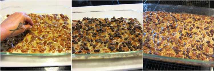 Heavenly Chocolate Pecan Pie Bars from Joan