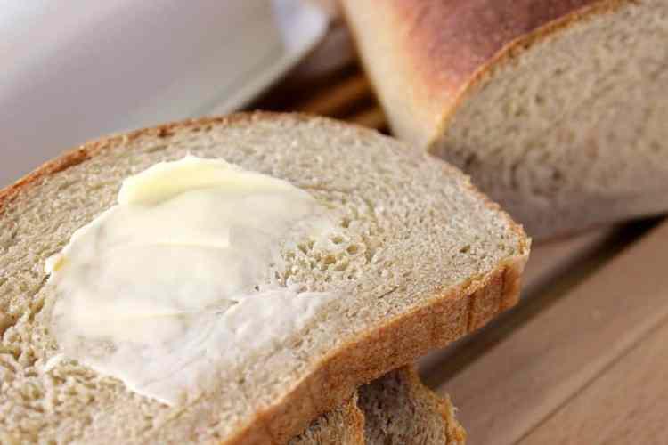 Homemade Honey Ricotta Yeast Bread