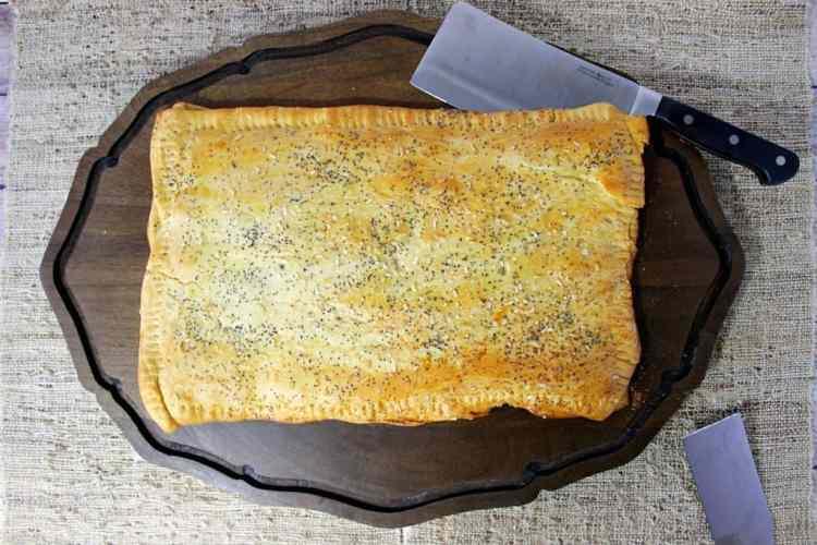 Crescent Ham & Havarti Appetizer