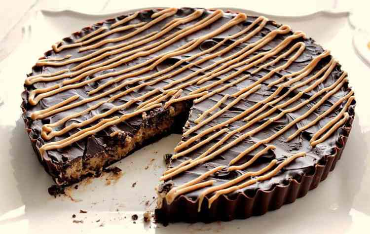 Mega-Sized Peanut Butter Cup Recipe