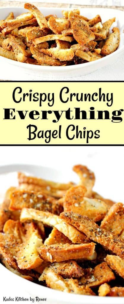 Everything Bagel Chips Recipe