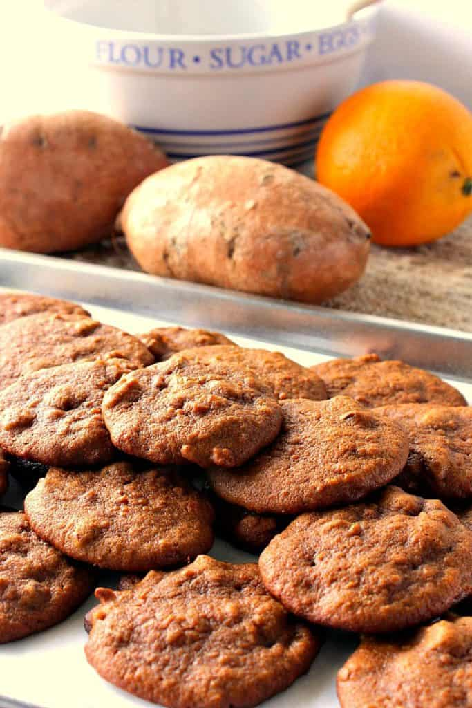 Amish Sweet Potato Cookies | Kudos Kitchen by Renee