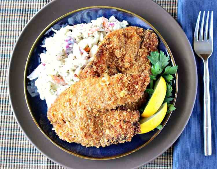 Homemade Fried Tilapia - Kudos Kitchen by Renee