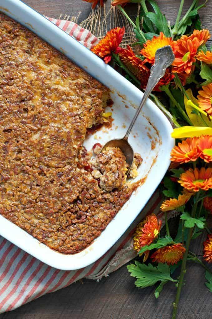 Thanksgiving Side Dish Roundup 2017