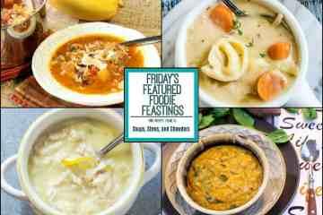 Soup, Stew & Chowder Recipe Roundup 2018