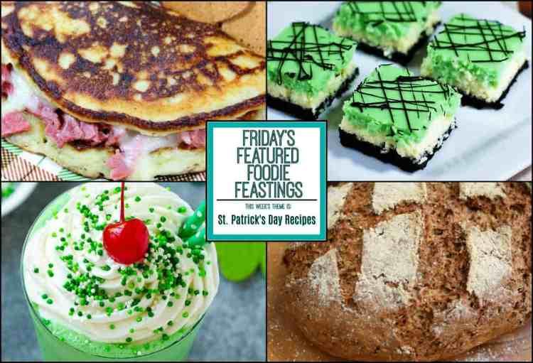St. Patrick's Day Recipe Roundup 2018