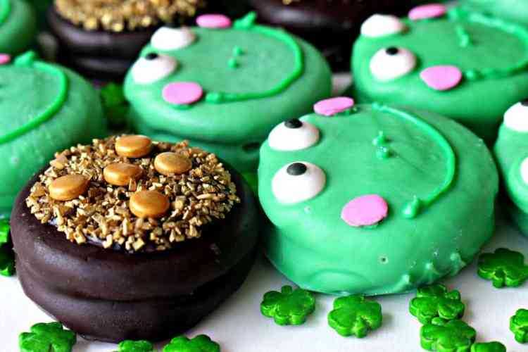 St. Patrick's Day Recipe Roundup 2018 for Friday's Featured Foodie Feastings. - www.kudoskitchenbyrenee.com