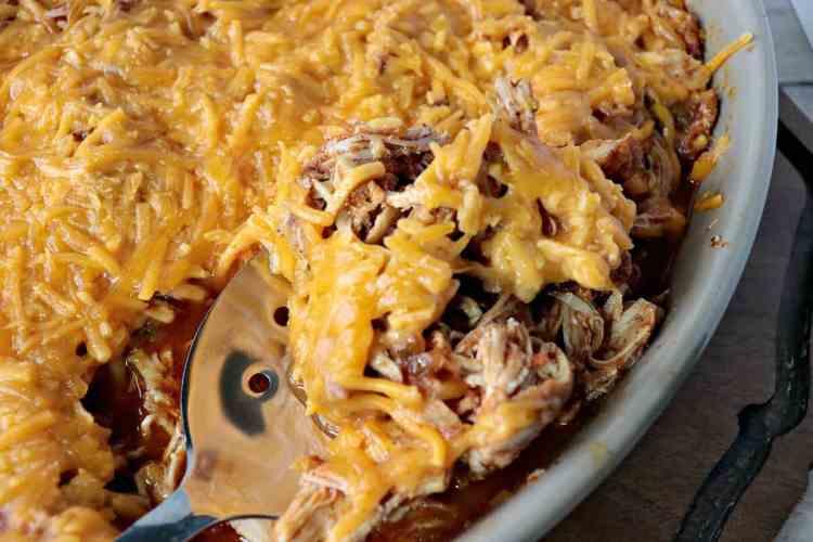 Shredded Salsa Chicken for the Instant Pot - kudoskitchenbyrenee.com
