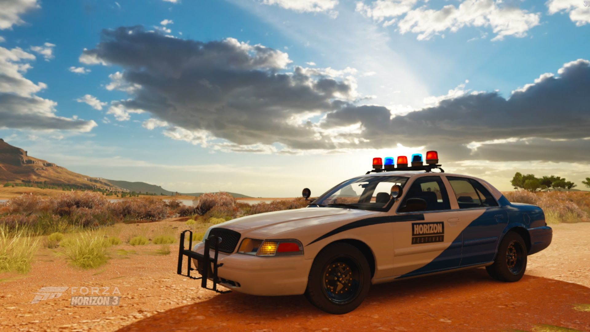 Crown Vic Car Wallpaper 2010 Ford Crown Victoria Police Interceptor Fh3