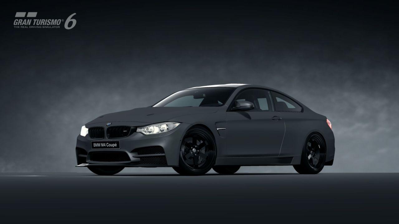 BMW M4 Coup  Gran Turismo 6  kudosprimecom