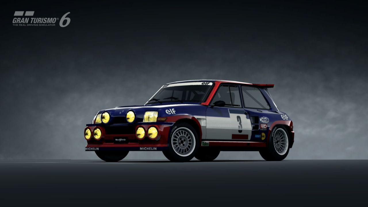 Audi Quattro Rally Car Wallpaper Renault Sport R5 Turbo Rallye 85 Gran Turismo 6