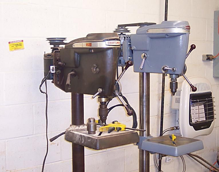Sears Table Top Drill Press