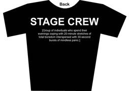 Stage Crew Shirt