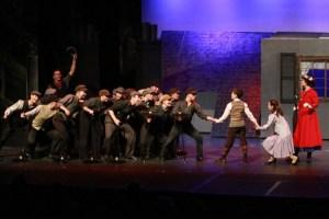 Hernando production of 'Mary Poppins' soars