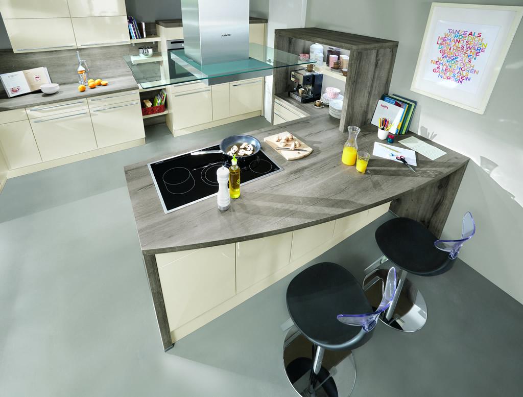 Kücheninsel 6 - Modell Drosselweg