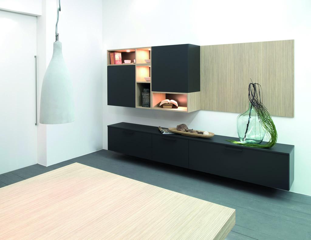 Küchenzeile als Wohnzimmermöbel