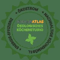 grünes Küchenstudio
