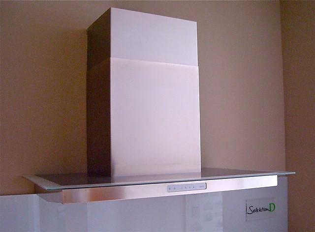 Dunstabzug WandDunstabzugshaube GLASSLINE BHW 80 GL BerbelKchengert von kchenmanufaktur in