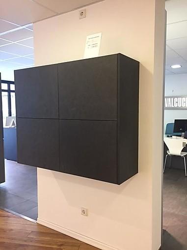BAXMusterkche Sideboard schwebend Ausstellungskche in Dsseldorf von Kchenmagazin