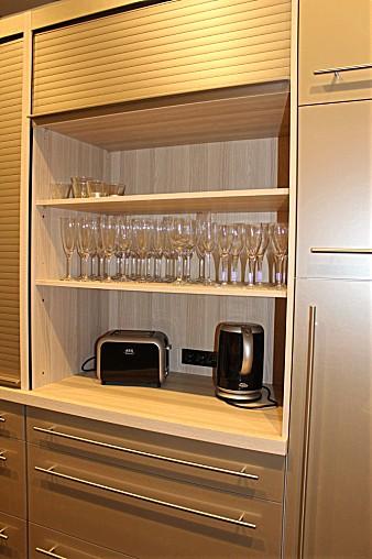 WellmannMusterkche ReddyE Champagner Ausstellungskche
