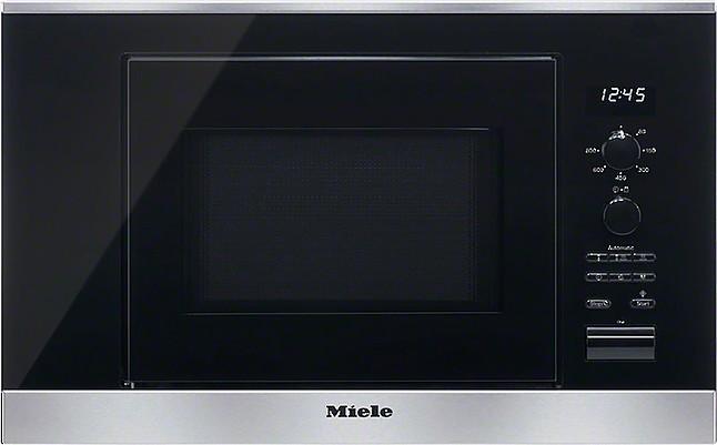 Mikrowellen M 6030 SC EdelstahlCleanSteel Miele
