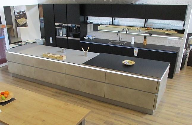 NolteMusterkche Vorfhrkche Nolte Kchen Ausstellungskche in Weilbach  Sd von E