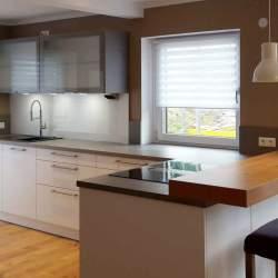 Küche mit viel Platz vom Küchenstudio Blank