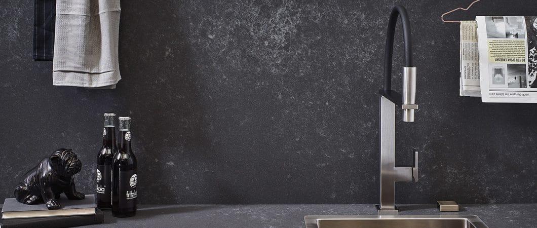 Fliesenspiegel Kche praktische und moderne Kchenrckwnde