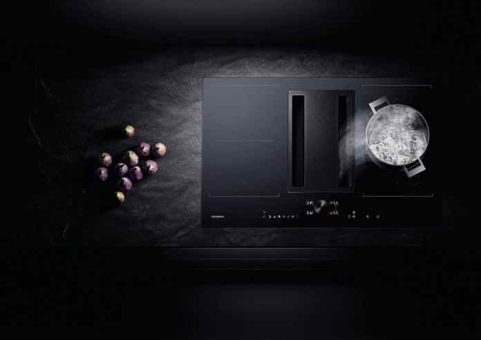 Gaggenau is considered the original founder of the modern cooktop extractor with his