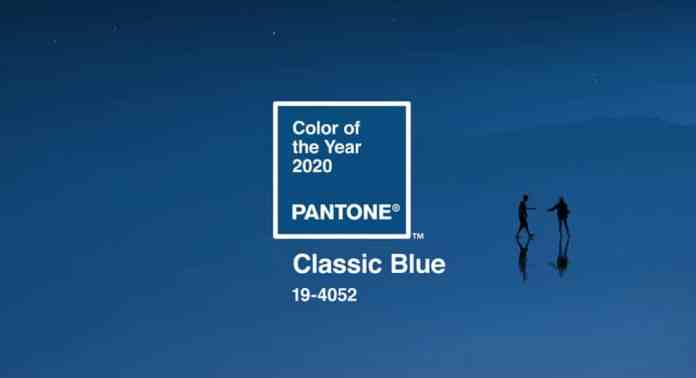 Pantone presents the color of the year 2020:
