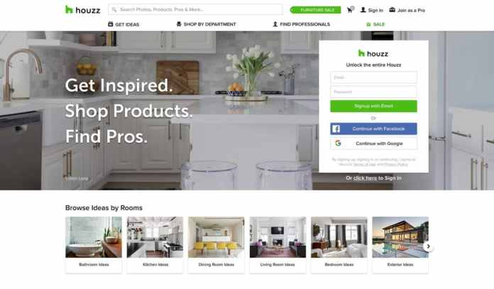Houzz is an American platform that presents before and after projects for all rooms in the house and regularly surveys the renovation behavior of its readers. The kitchen is particularly popular. (Photo: Houzz)