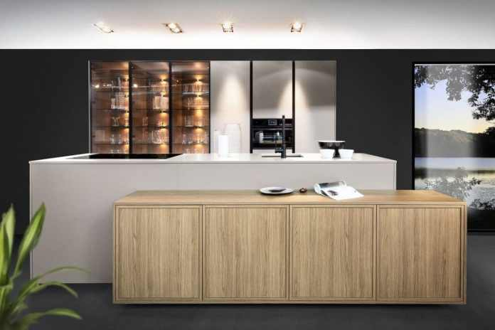 Rotpunkt from Bünde in East Westphalia stands for sustainability like no other kitchen manufacturer and manufactures its furniture parts from ecological materials such as BioBoard. (Photo: Rotpunkt Kitchens)
