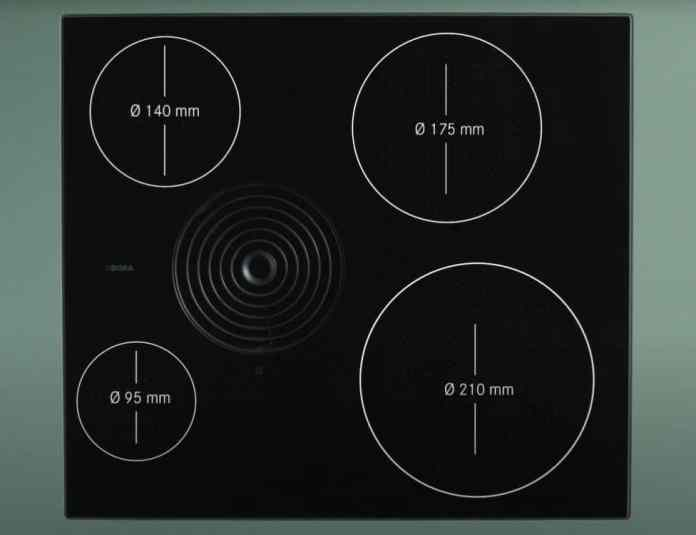 Unusual cooking dynamics on 60 cm: the BORA S Pure joins the series of compact hobs with extractor hood.  (Photo: BORA)