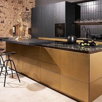 warendorf küche gold