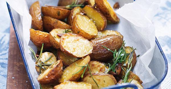 RosmarinOfenkartoffeln Rezept  Kchengtter