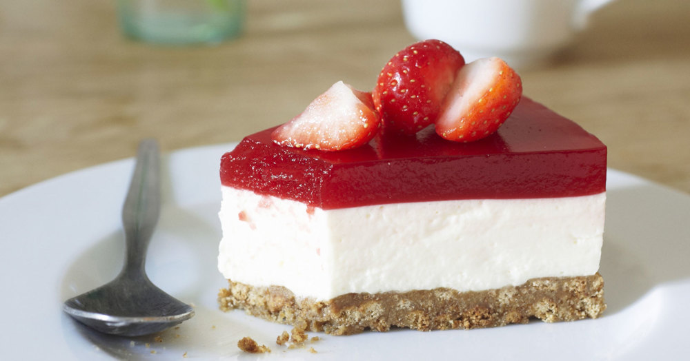 ErdbeerlimesFrischkseTorte Rezept  Kchengtter