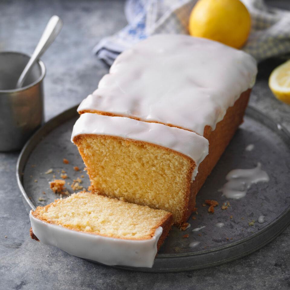 Zitronenkuchen Rezept   Küchengötter