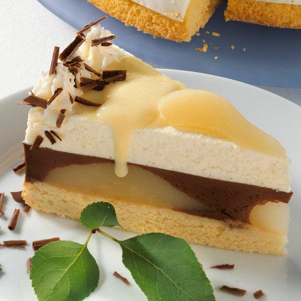 Torte Birne Helene Rezept  Kchengtter