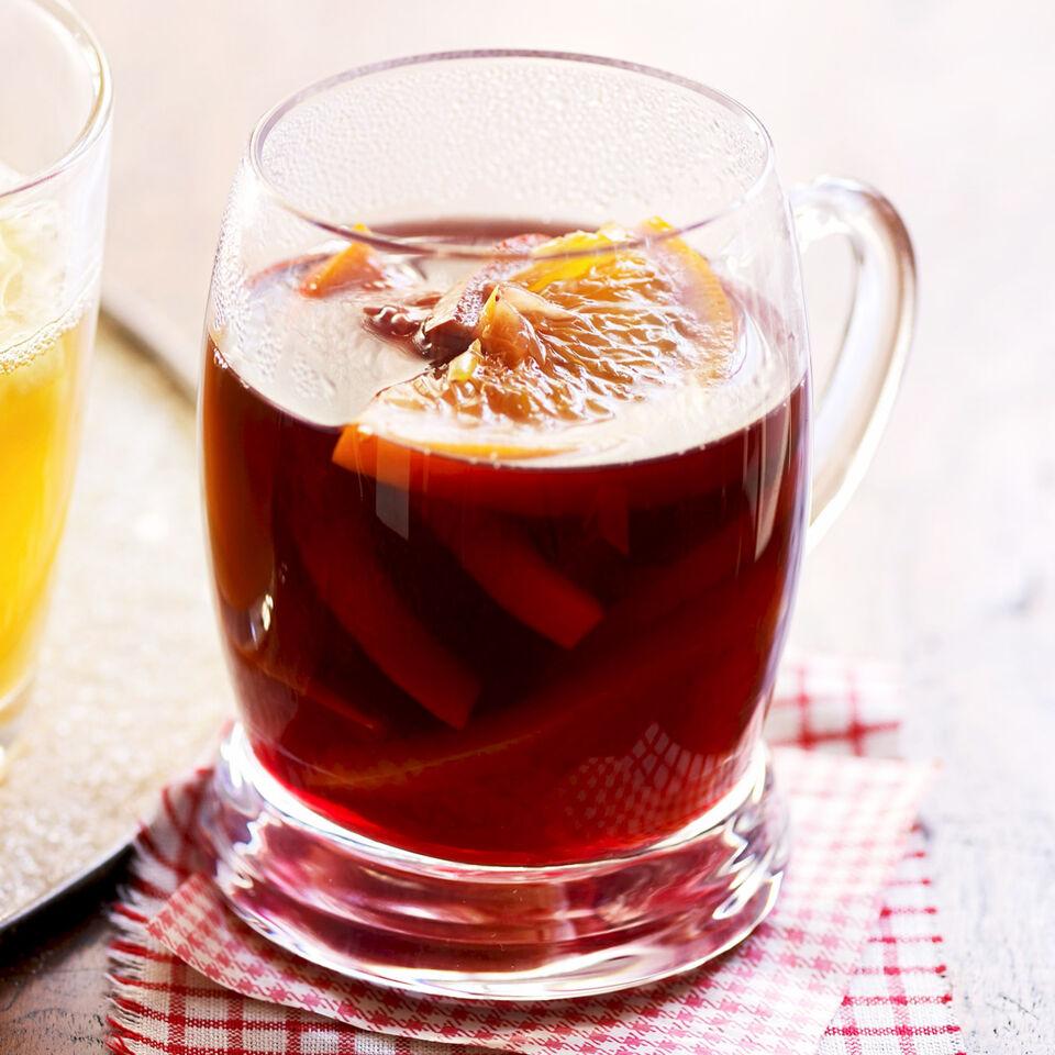 CranberryHolunderPunsch Rezept  Kchengtter