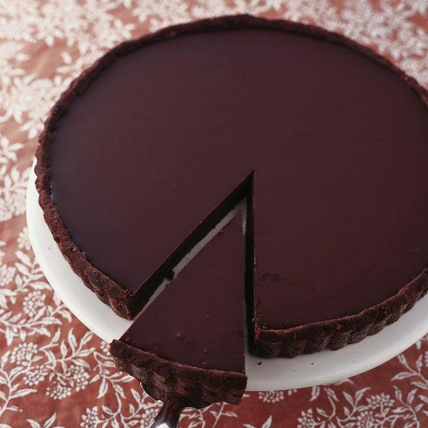 Tarte Au Chocolat Rezept  Kchengtter