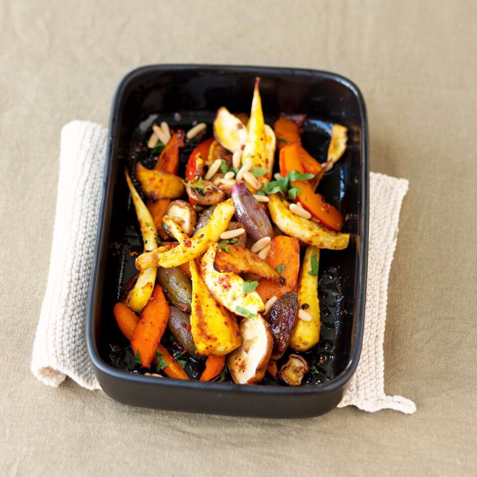 Herbstlichwinterliches Ofengemse Rezept  Kchengtter