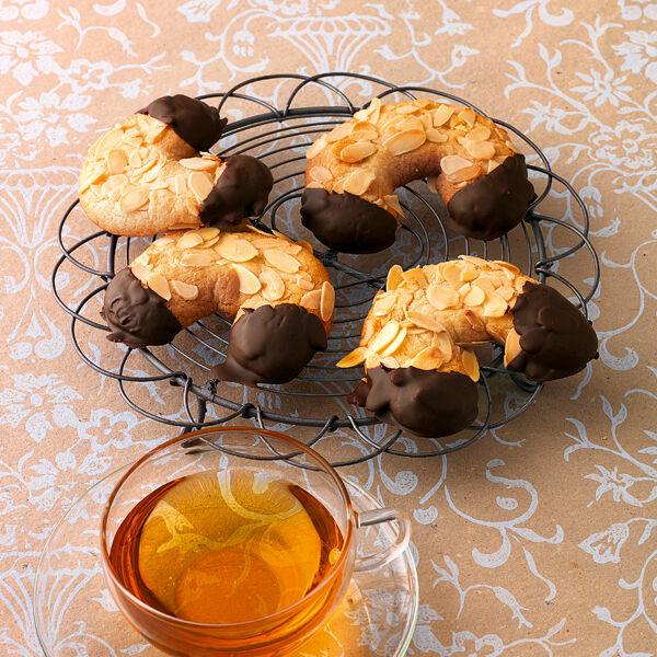 Mandelhrnchen Rezept  glutenfrei backen  Kchengtter