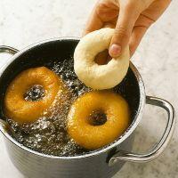Donuts mit Zuckerguss Rezept   Kchengtter