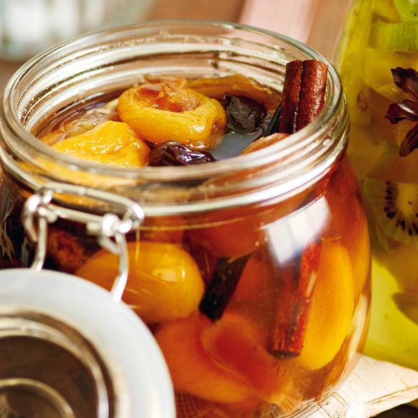 Beschwipste Trockenfrchte Rezept  Kchengtter