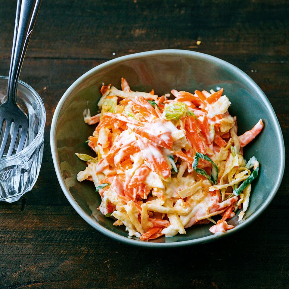 Farmersalat Rezept glutenfrei  Kchengtter
