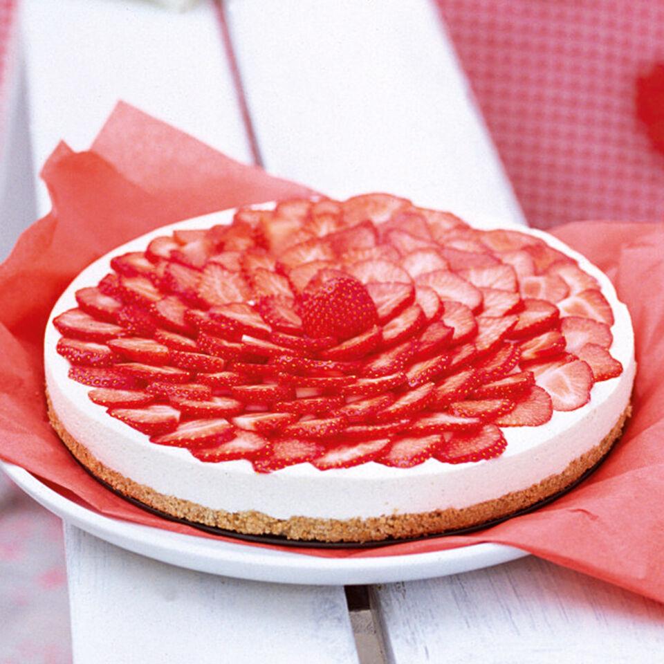 Wahnsinnig leckerer Erdbeerkuchen Rezept  Kchengtter
