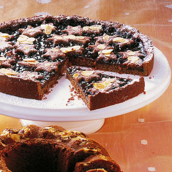 Low Fat Linzer Torte Rezept  Kchengtter