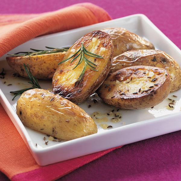 Kartoffeln vom Blech Rezept  Kchengtter