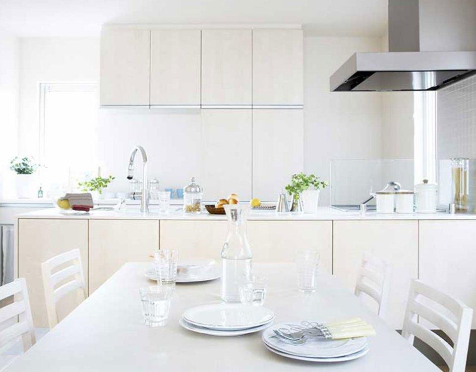 Küchenstudio Frankfurt verrät, warum Weiß eine gute Idee ist