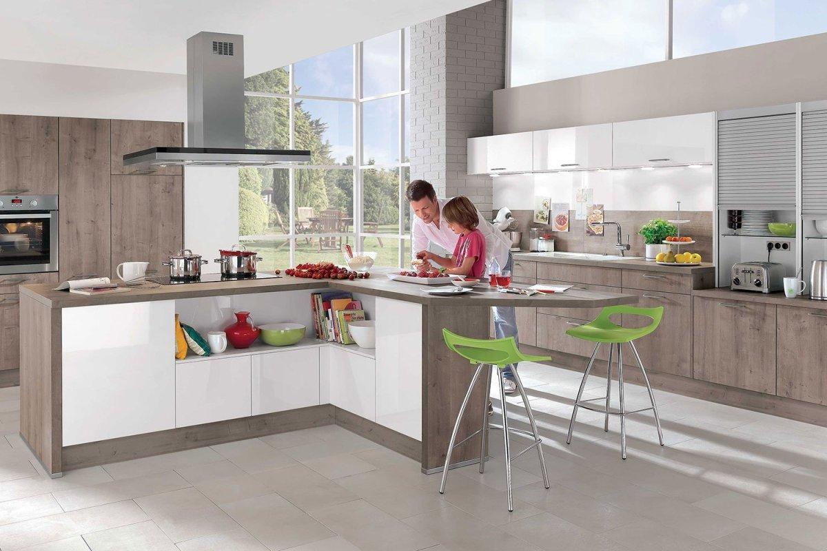 Küchenstudio Kurtttas setzt auch bei Küchengeräten und Spüle auf Ergonomie